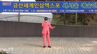 특별초대가수 선호 - 비내리는경부선 (2017 금산세계인삼엑스포 새서울예술단 축하공연