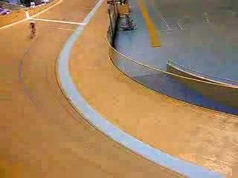 Vélo sur piste (2) - UCI Aigle 13/10/07