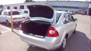 2011 Ford Focus.Start Up, Engine, and In...