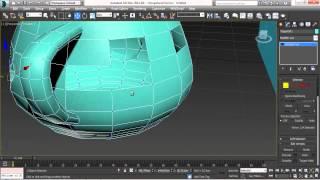 Autodesk 3ds Max 2014.Запись обучения. Урок 5