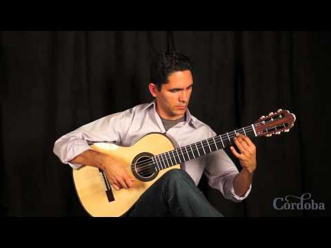 Recuerdos de la Alhambra - Cordoba Master Series Torres Model
