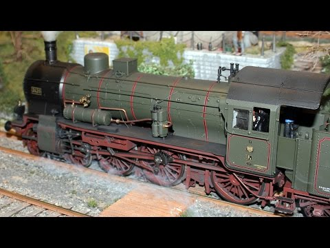 A Dream of Model Train Layout in 1 Scale ie. 1 Gauge