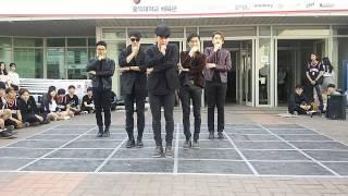 동방신기(TVXQ) - 주문(MIROTIC) performed by KAISER