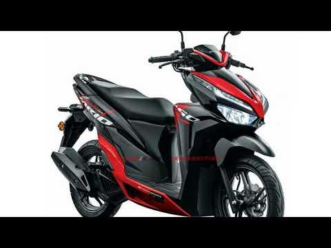 New 2018 Honda Vario 150 Launch In Malaysia New Honda Vario 150cc Model 2019 Youtube