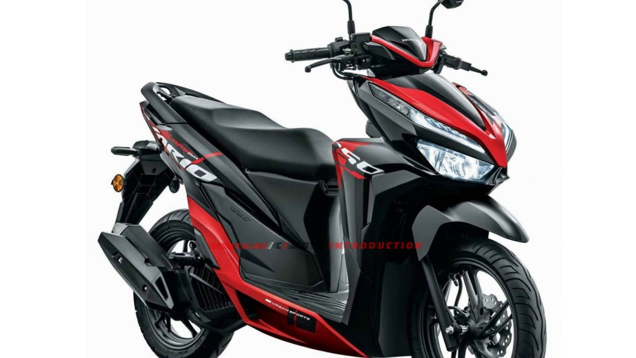 New 2018 Honda Vario 150 Launch In Malaysia New Honda Vario 150cc