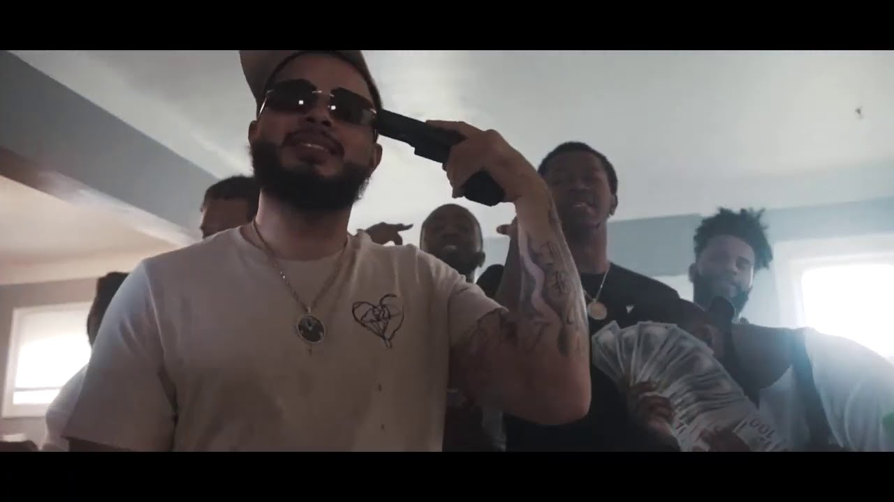 "JoyRd Dame x MCG Ace x Glockboyz Teejaee x ProjectBoyHuncho ""No Fakin"" (Official Music Video)"