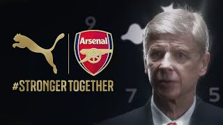 PUMA Launches Arsenal Kit Trilogy