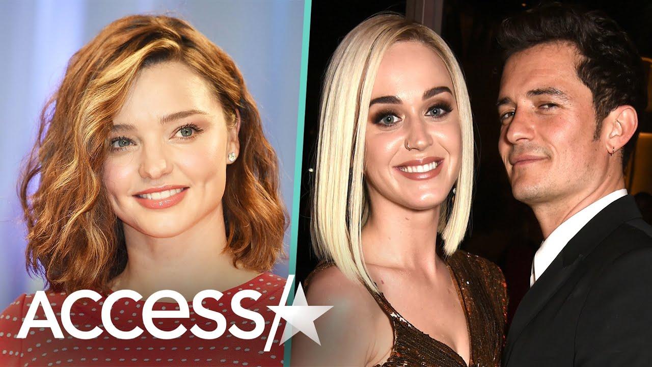 Miranda Kerr Is 'So Happy' For Orlando Bloom & Katy Perry
