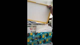 Baby box , беби бокс , бейбі бокс. Розпаковка місто Рівне Перенатальний центр 02.08.2019