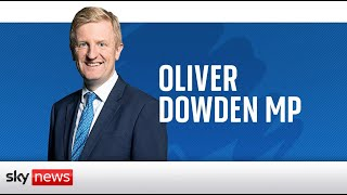 Oliver Dowden goes from culture secretary to cabinet office minister