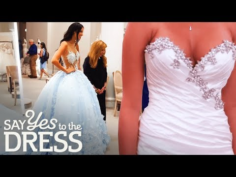 The Most Revealing Wedding Dresses | Say Yes To The Dress