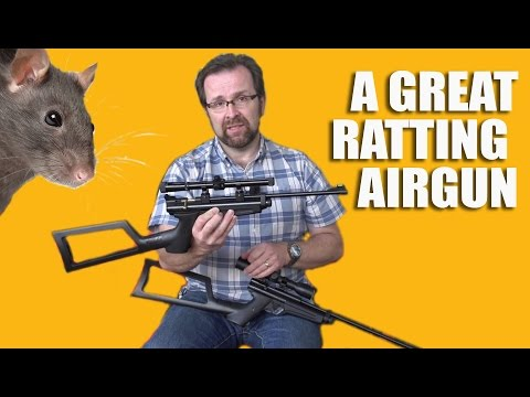 Great Ratting Airgun