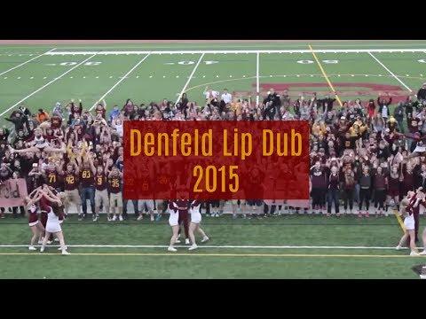 DENFELD, IT'S IN MY SOUL | DENFELD HIGH SCHOOL LIPDUB 2015