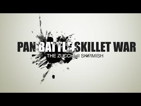 Pan Battle Skillet War: Zucchini Skirmish