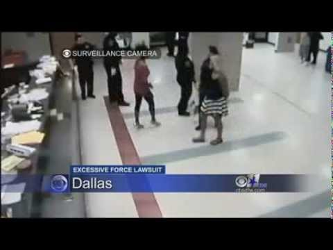 Caught On Video Inmate Claims Abuse At Dallas County Jail
