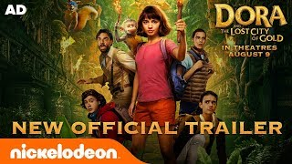 Dora and the Lost City of Gold  Official Trailer 2  Nick