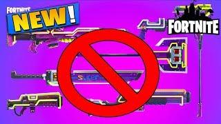 Pourquoi il n'y a aucun contenus sur Fortnite Sauver le monde !