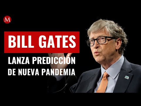 Será 10 veces peor: Bill Gates lanza predicción de nueva pandemia si no aprendemos