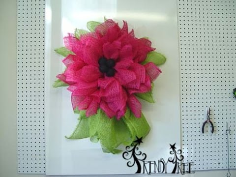 Trendy Tree Deco Paper Mesh Flower Video from YouTube · Duration:  29 minutes 49 seconds