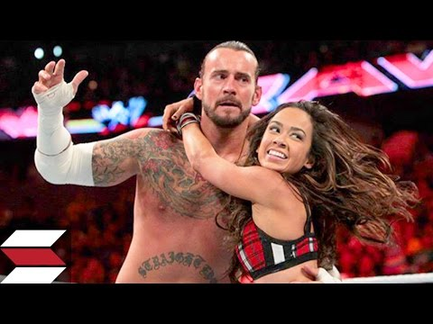 10 Real Life WWE Wrestling Couples