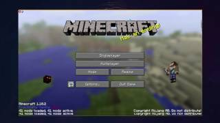Minecraft: Curse Launcher Modpacks - How to add Optifine & Liteloader