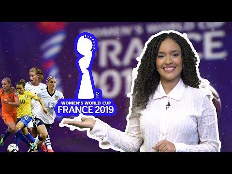 MUNDIAL FEMENINO lo que debes saber | Francia 2019 | DIEZ