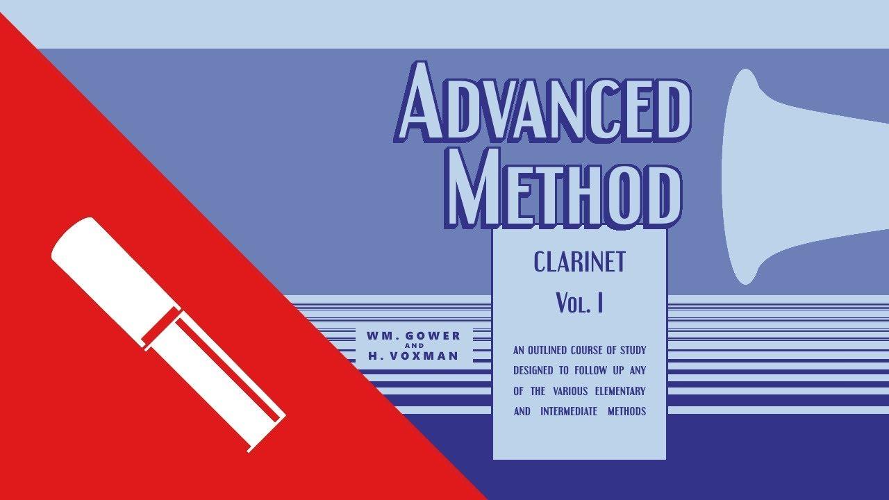 Rubank Advanced Method - Duet no 5 - Clarinet Duet
