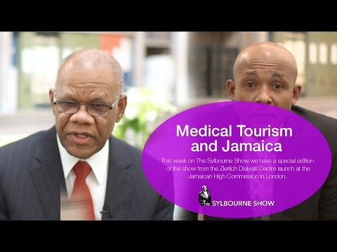 Medical  Tourism and Jamaica ( Exclusive ) || Zierlich Dialysis Centre || The Sylbourne Show