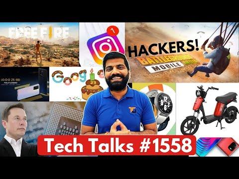 Tech Talks #1558 - iPhone 12 ₹49,999, FreeFire MAX, BGMI Hackers, Z5 India, Xiaomi Civi, Poco C31