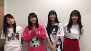 AKB48じゃんけん大会(9.24開催) 明石奈津子(なっつ)、中野麗来(れ...