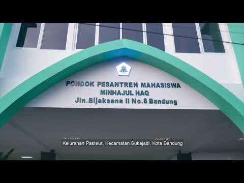 Pondok Pesantren Mahasiswa PPM Minhajul Haq