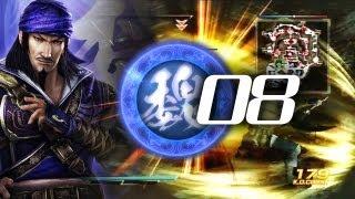 真・三國無双7 魏伝08 賈詡「白狼山の戦い」Hard - Jia Xu Wei Story Gameplay - Dynasty Warriors 8