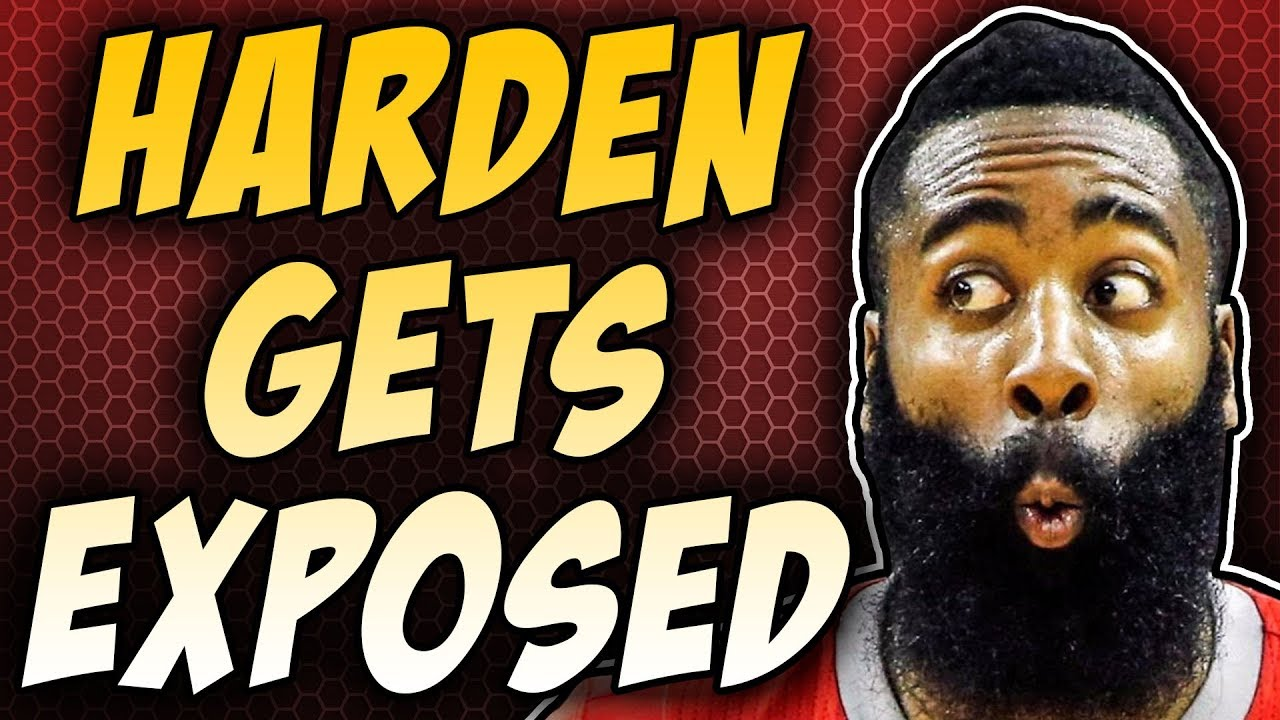 b69a9e145aa77 The HUGE Mystery Of James Harden - YouTube