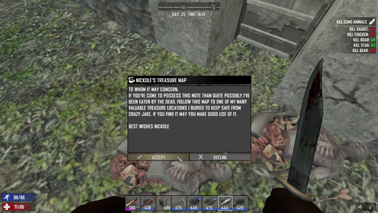 """Search Results for """"7 Days To Die Nickoleu0027s Treasure Map"""