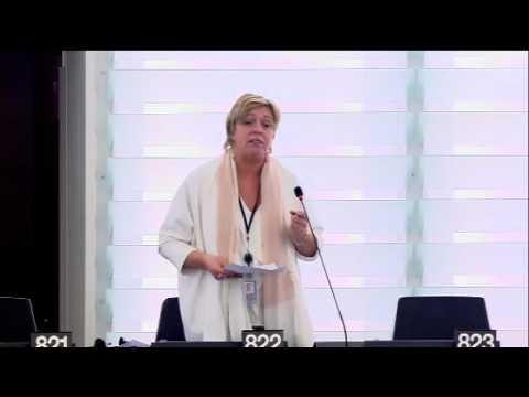 Hilde Vautmans 13 Apr 2016 plenary speech on EU PNR
