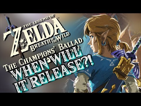 Breath of the Wild The Champions' Ballad Release Date REVEALED At The Game Awards?!