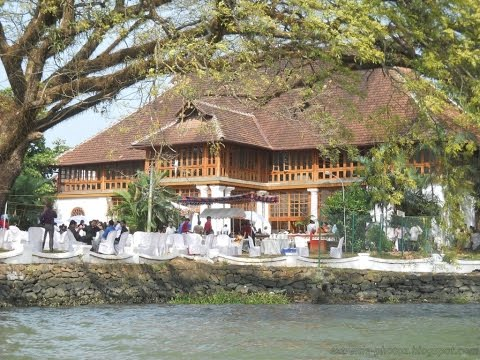 Bolgatty Palace cochin , Beautiful Tourist attraction part 1