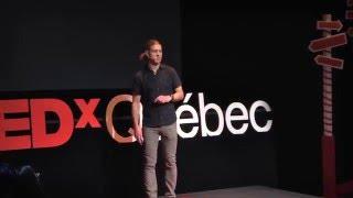 Sortez de l'ordinaire… au pas de course! | Joan Roch | TEDxQuébec