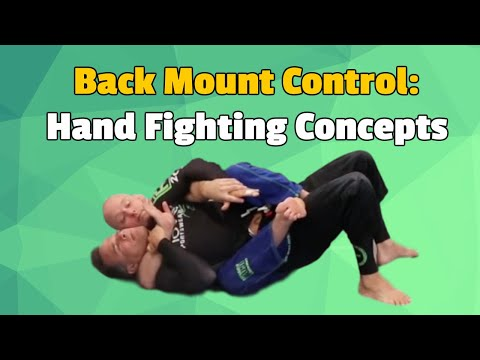 Back Mount Concepts - Hand Fighting Concepts