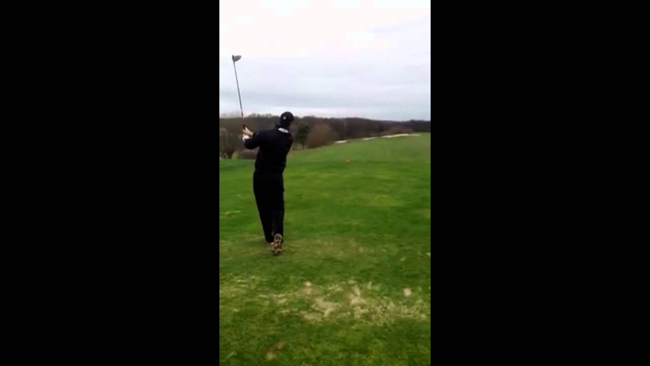 how to hit a driver off the tee