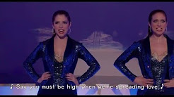 Pitch Perfect 2 with lyrics (1080pHD)