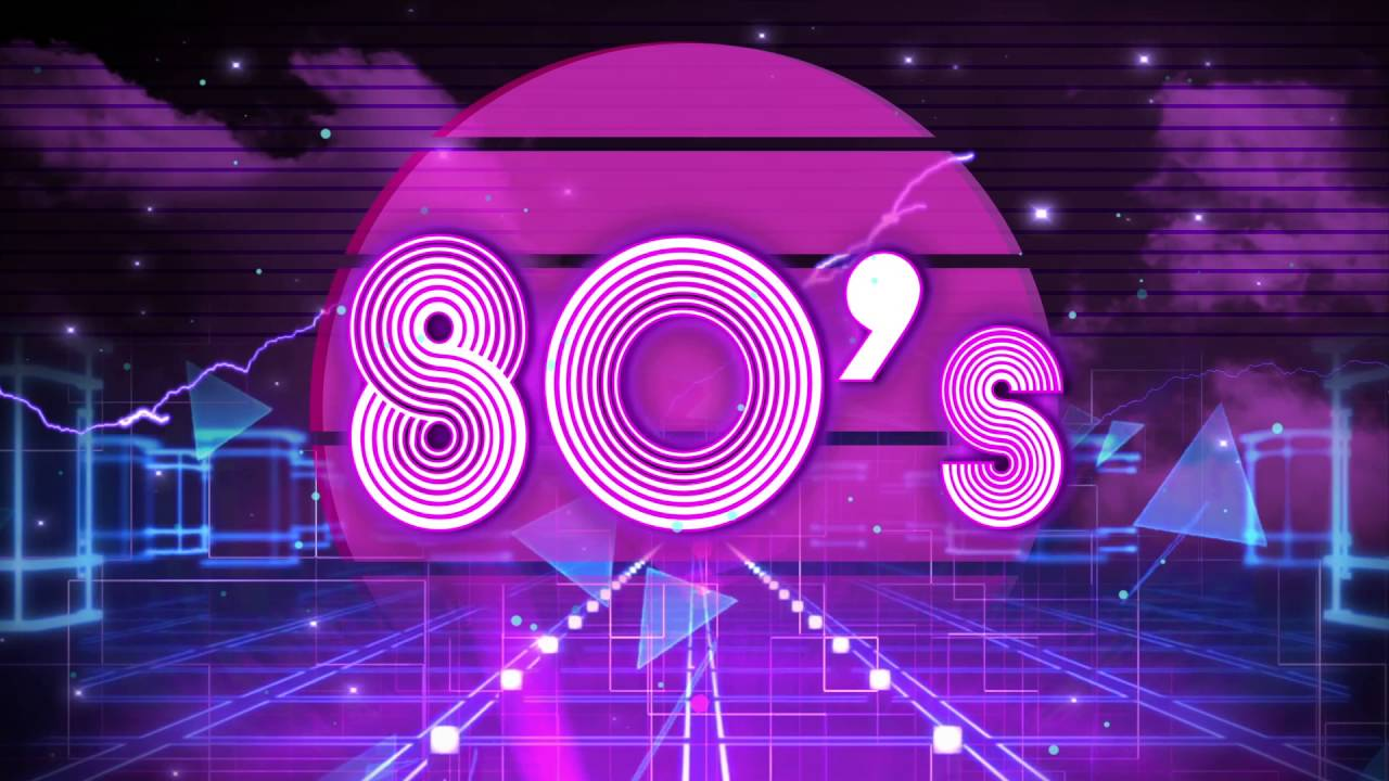 80's v1 Animated Wallpaper HD - Background Animation GFX 1080p - YouTube