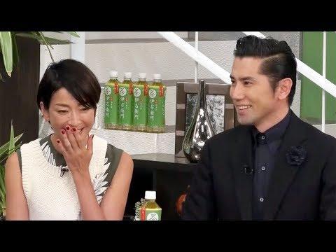 宮沢りえの結婚を、CMで夫役演じる本木雅弘が「妻に代わって」報告