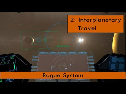 Rogue System 2: Interplanetary Travel