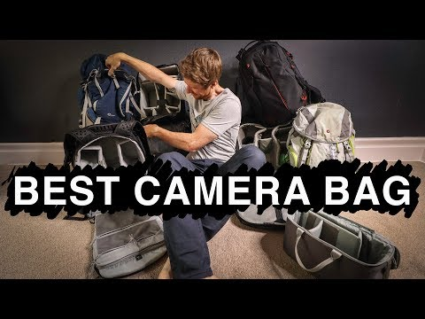 Finally A Camera Bag That Does Everything