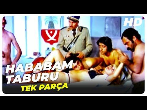 Hababam Taburu | Eski Türk Filmi Tek Parça (Restorasyonlu)