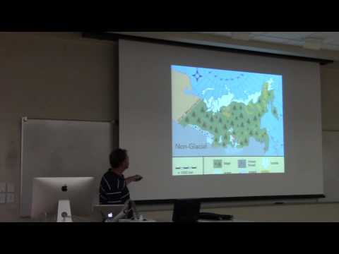 Dr. Ian Buvit- Human Responses to the Last Glacial Maximum in the Transbaikal