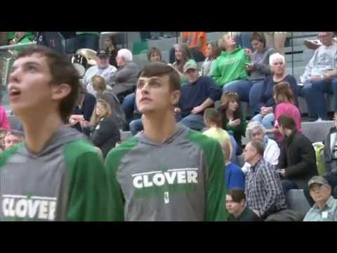 2016 Boys Basketball Monrovia at Cloverdale