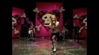 avril lavigne girlfriend.subtitulada (español)wmv