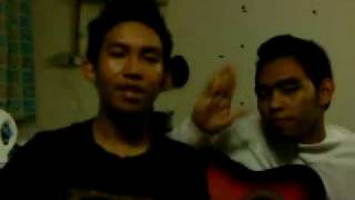 Pergilah sayang cover by izzat hasim and guitar by qoha